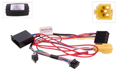 RTA 013.309-0 Volante con sterzo adattatori di controllo remoto per i veicoli a ruote, senza controller CAN bus