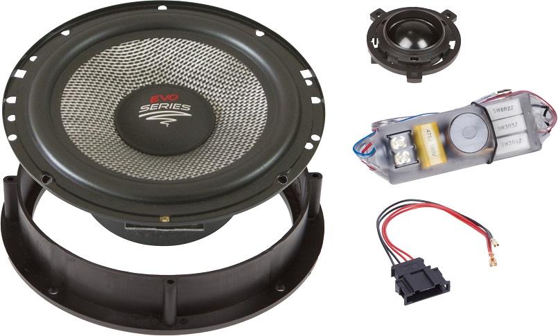 AUDIO SYSTEM X 165 GOLF 6+7 EVO 2-Wege Spezial Front System
