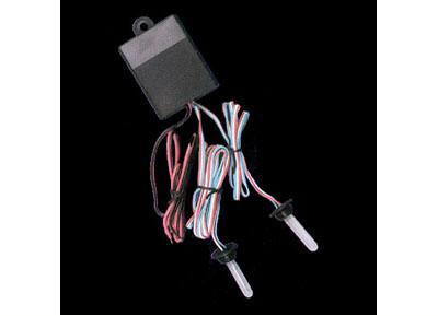 RTA 700.650-2 Neon Blitzlicht Set, Farbe: blau