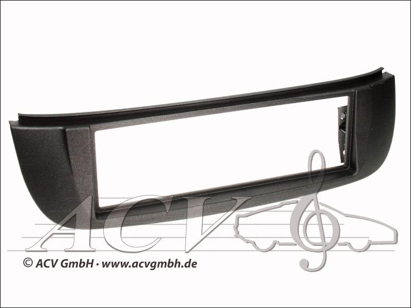 Nissan Almera Tino lunette noire radio