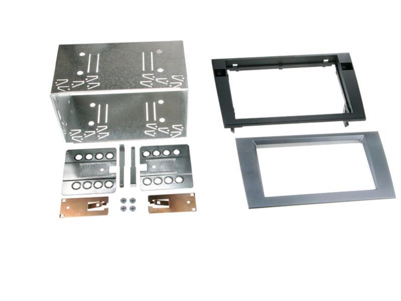 ACV 381320-15-2 2-DIN RB Audi A4 (B6 / B7 ) / Seat Exeo anthrazit