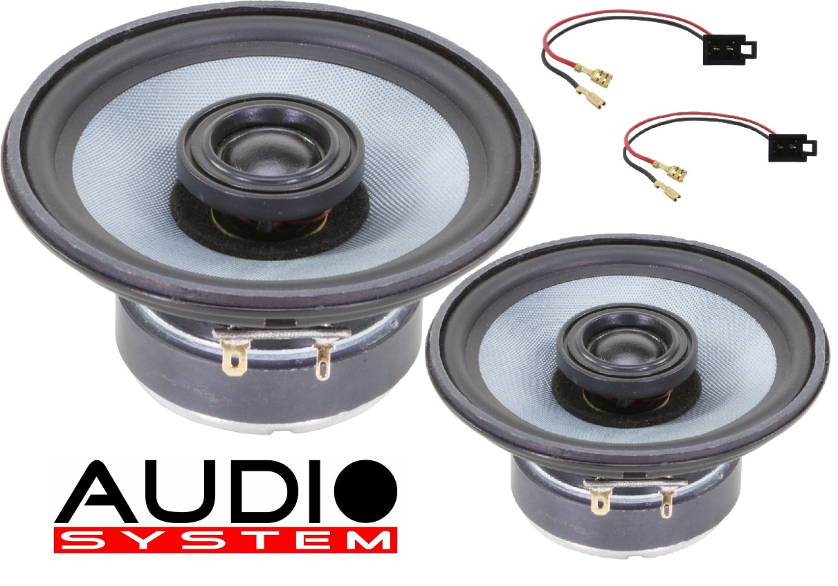 Audio System COFIT VW T4 REAR EVO Lautsprecher CO-SERIES Spezial Coaxial System 12cm 1 Paar