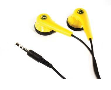 KICKER EB51Y Basic Ear Bud 09