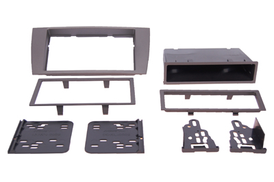 RTA 002.252-0 Multi-frame kit di montaggio con vano portaoggetti, ABS versione grigia