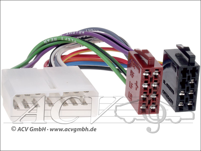 ACV 1085-02 Radio cable Chevrolet (Daewoo)