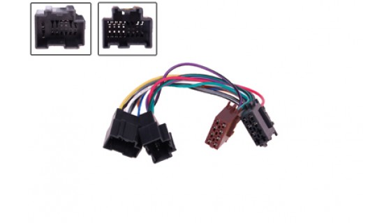 RTA 004.174-0 Adapter cable ISO , Chevrolet Aveo , Captiva , Epica