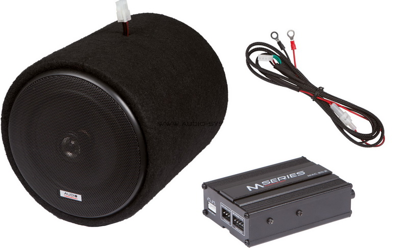 AUDIO SYSTEM AS ROLLER EVO Set