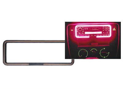 RTA 700.005-2 Radio Neon avec armature externe