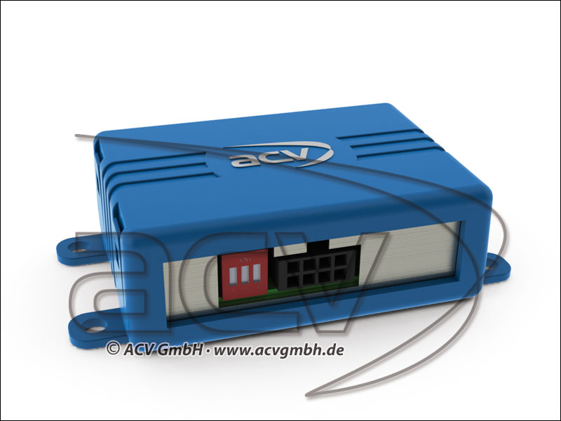 ACV 771000-3001 Universal Multimedia-Box / TV-libres