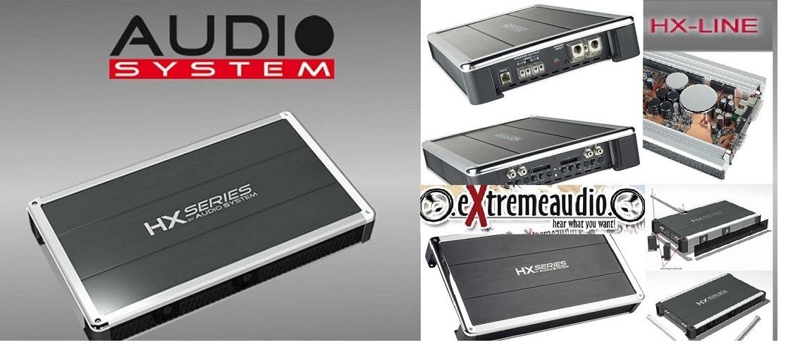 Audio System HX360.2 HX-Series 2-Kanal High End HX 360.2