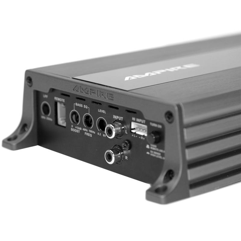 AMPIRE MBM1.24V-2G 1x 500 Watt, Class D, 24 Volt Version (2.Generation)