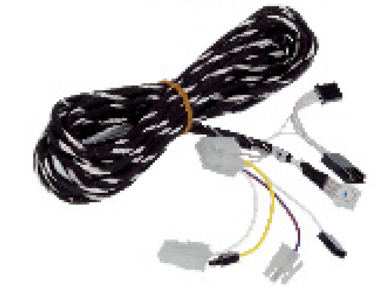 Alpine KWE-P04MS Anschlusskabel für Park Sensor Interface an die Front Park Sensoren, 4 Meter