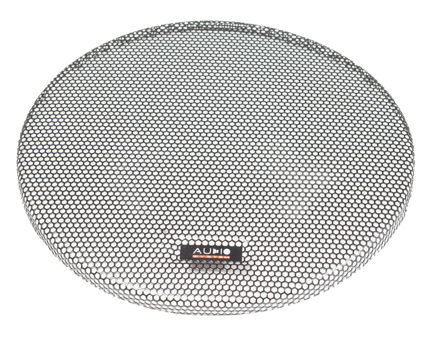 Audio System GI AX08 BMW 200mm Lautsprechergitter für AX08 BMW EVO2, AX08 BMW EVO, AX08 BMW MK2 und AX08 BMW
