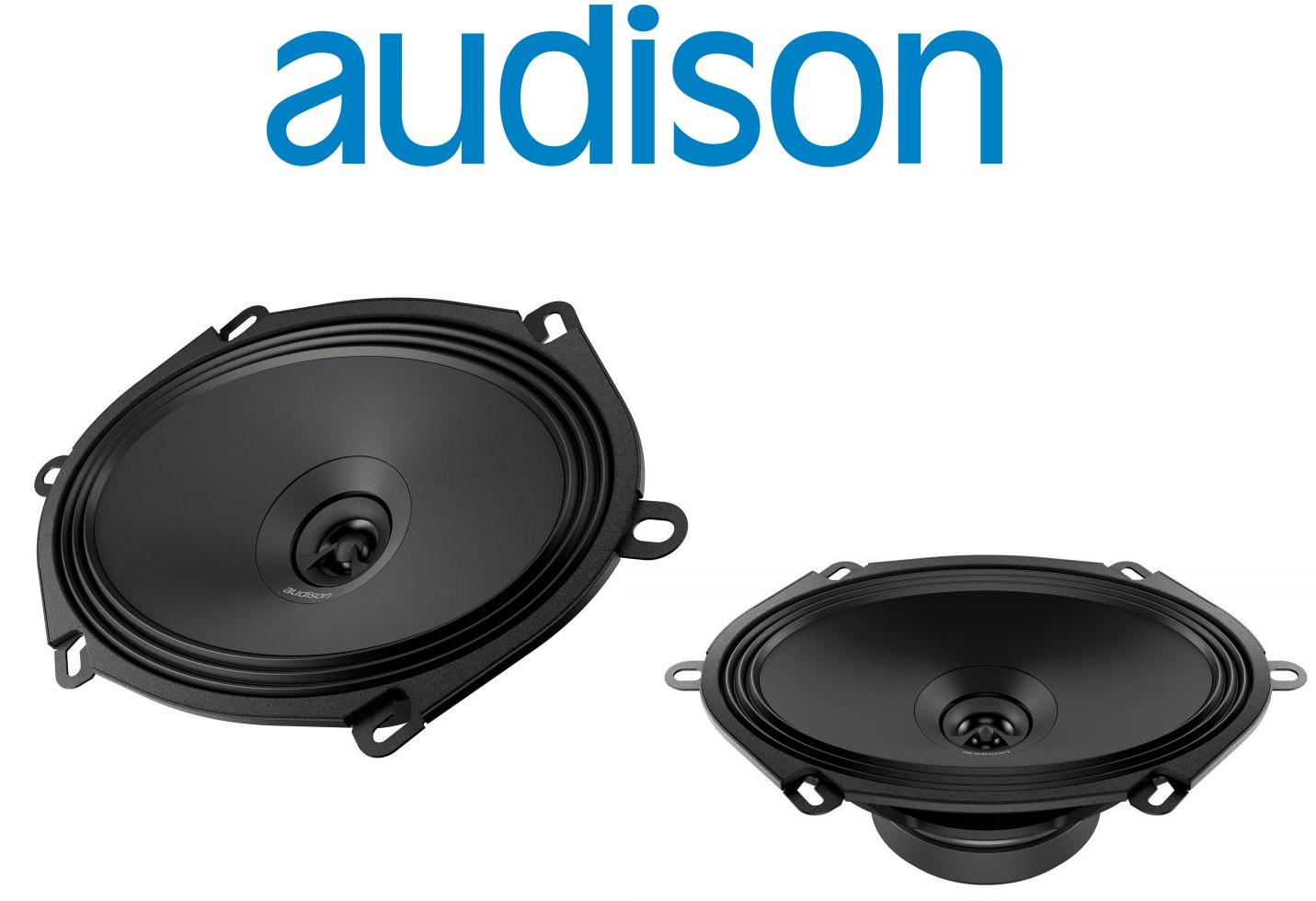 "Audison APX 570 - 5x7"" 2-Wege Koaxialsystem APX570 SET COAX 2Way 5""x7"" 1 Paar"