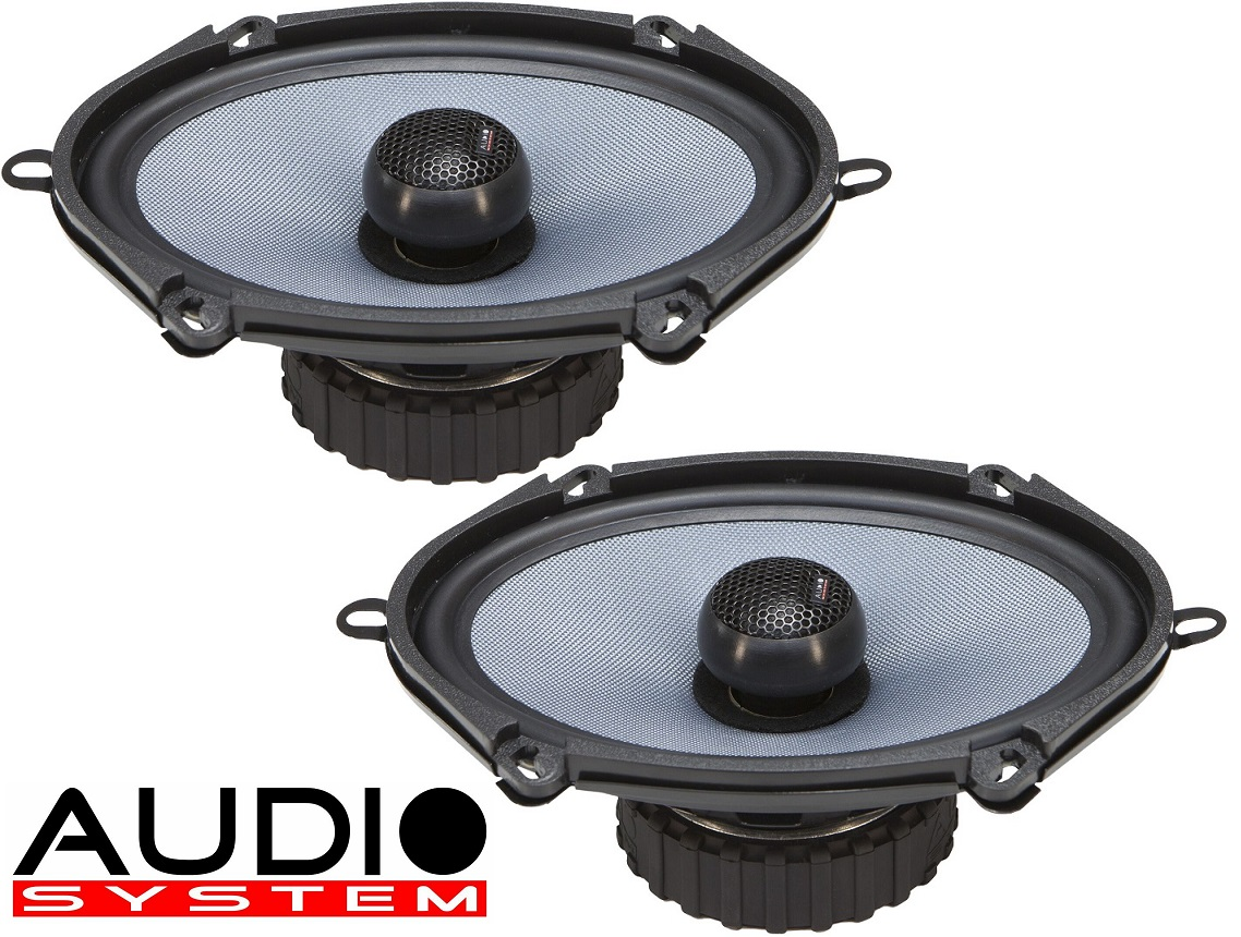 """Audio System CO 507 Plus 5 """"x7"""" suitable for FORD models"""