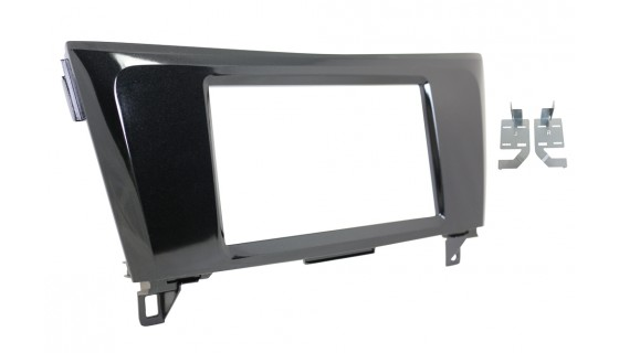 RTA 002.271P0-0 Doppel DIN Profi Blende, Piano Optik Nissan Qashqai 14>