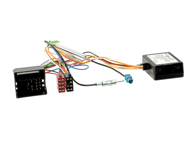 ACV 1324-46-15 CAN-Bus Kit VW Gruppe Quadlock > ISO / Antenne > DIN