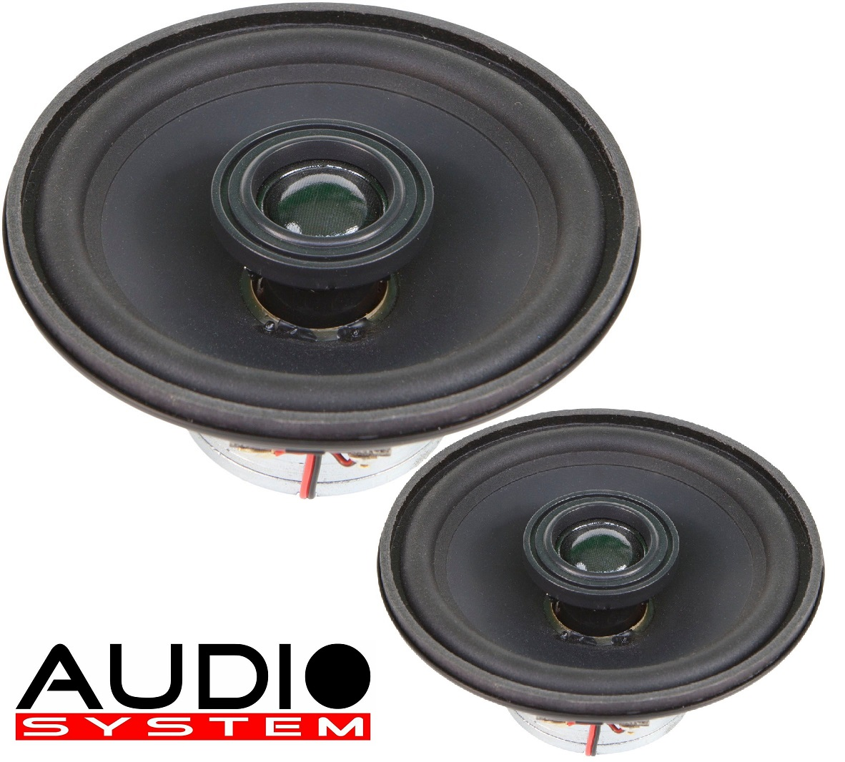 Audio System XC 120 EVO X-SERIES Neodym Coaxial System 12cm, 125 Watt 1 Paar - passend für viele Mercedes Benz E Klasse W124