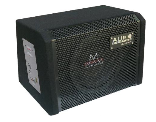 Audio System M 08 ACTIVE Bassreflexgehäuse mit M 08 + CO-200.1 Subwoofer + Monoamplifier