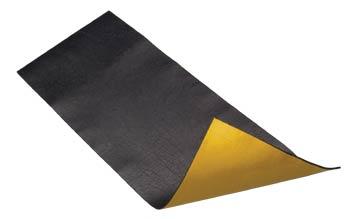 Sinuslive ADM 50 tapis de bitume auto-adhésif fixé