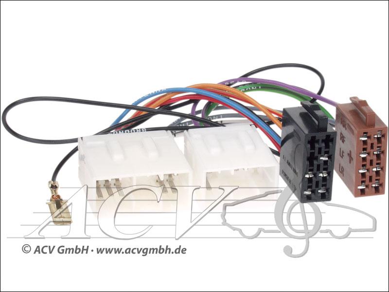 ACV 1170-02 Mazda Radio cable