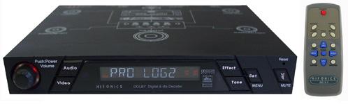 Dolby Digital DTS décodeur HIFONICS DC5.1 CC 5,1