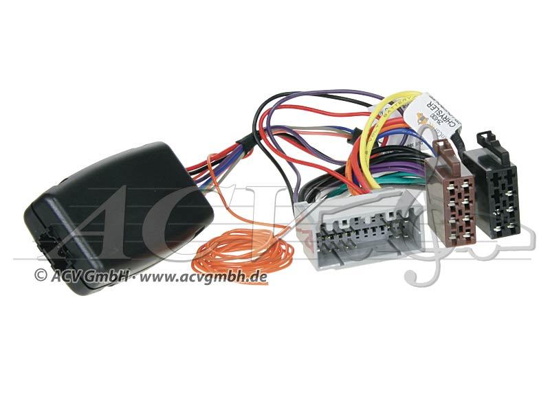 ACV 42-1032-500 Wheel Adapter Chrysler / Jeep - Blaupunkt>