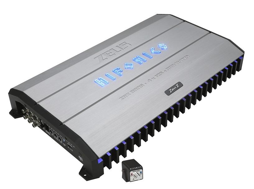 HIFONICS ZRX-8805 ZEUS-SERIE AMP