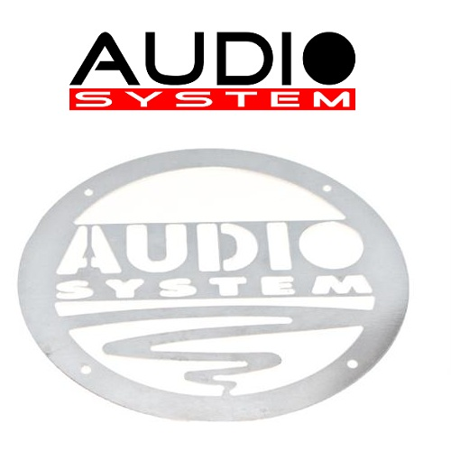 Audio System Abdeckgitter aus Aluminium für 250mm Subwoofer