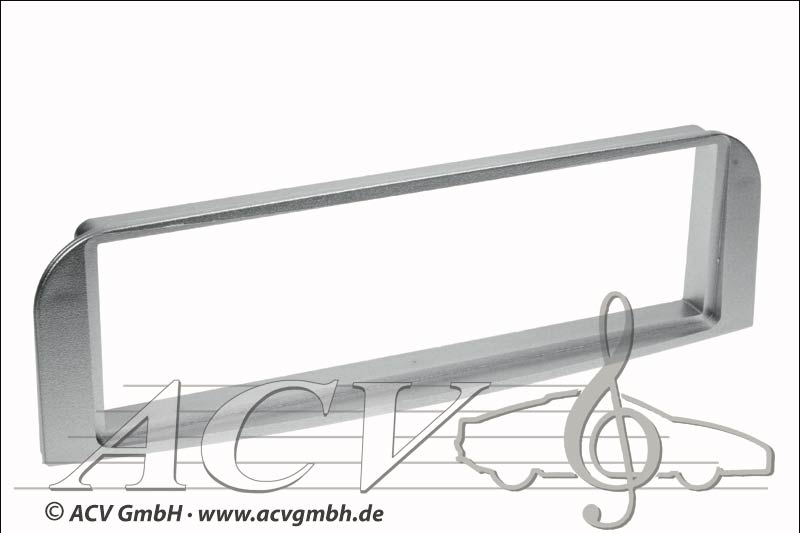 Radioblende Alfa 147 / GT silver