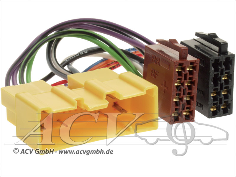 ACV 1173-02 Mazda Radio cable