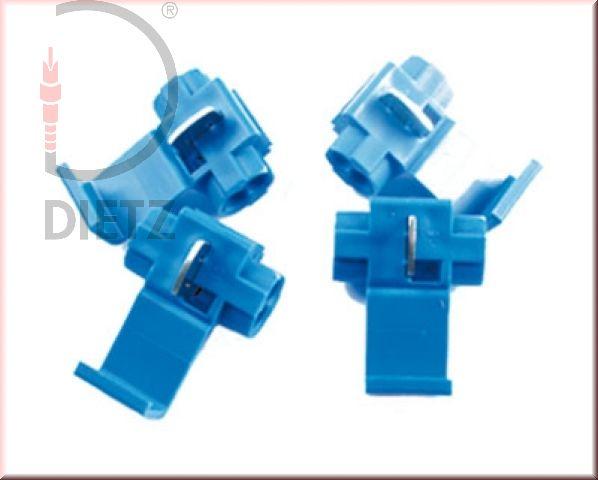 Dietz 30 227 Japanese blue 1.5-2.5 mm2 5 St.