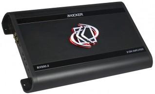 KICKER BX500.2 2-Kanal Analog Verstärker