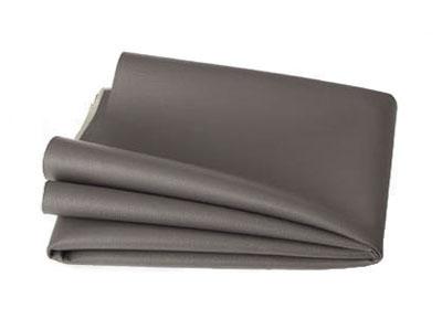 RTA 252.951-0 PVC artificial leather, color: gray - width: 1,37 / 1,40 m - Length: 70cm
