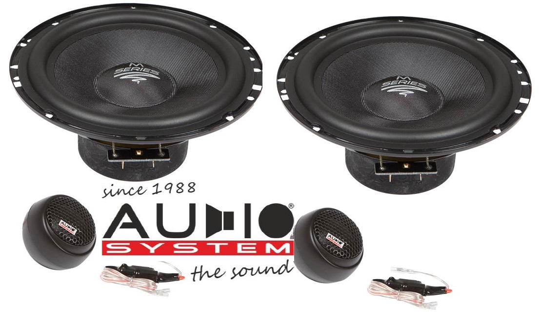 Audio System MX 165 Compo System 165 mm 2-Wege
