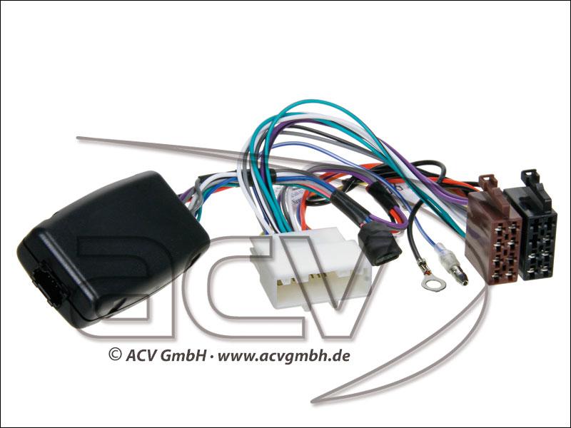 ACV 42-1215-401 Adapter Nissan Lega> VDO Dayton