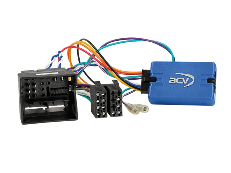 ACV 42-SK-404 SWC Skoda Yeti 2014 - >> Zenec