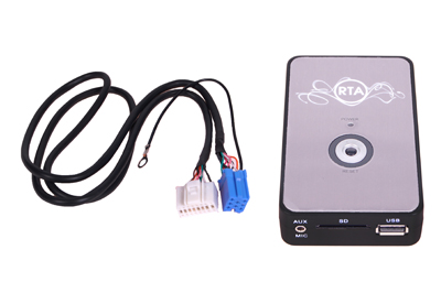 RTA 008.106-0 USB - SD - AUX-IN adapter