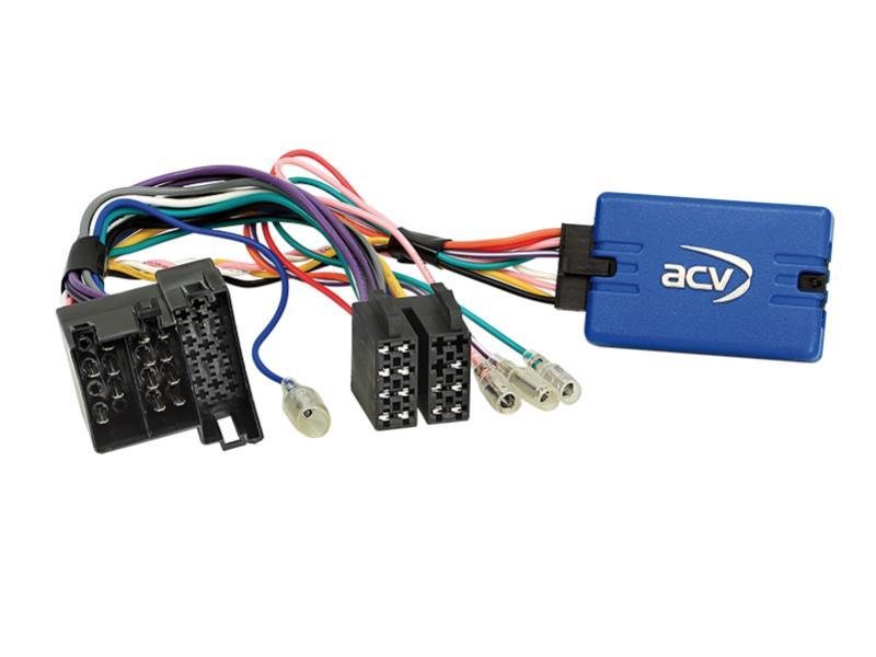 ACV 42-IV-102 SWC Iveco Daily 2014- > > Alpine