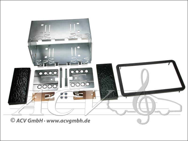 Double-DIN kit di installazione Alfa 159 / Brera / Spider