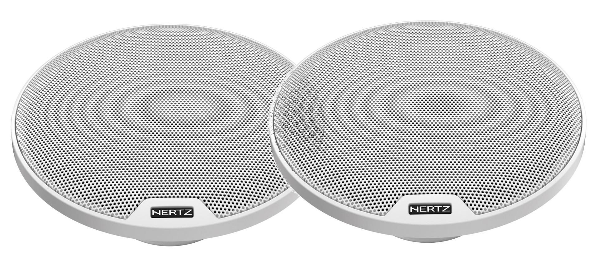"""Hertz HEX 6.5 C-W 6.5 """"MARINE COAX CLASSIC - Marine Outdoor Speaker 1 Paar"""