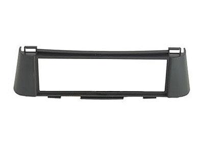 RTA 000.270-0 1 - cadre de montage DIN avec jeu de câbles, en ABS noir