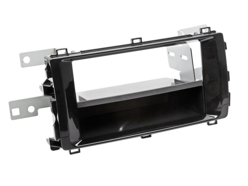 ACV 281300-24 RB 2-DIN avec spécialisée Toyota Auris 2 013 > de piano noir / noir