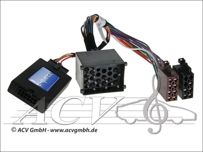 ACV 42-BM-903 Steering Wheel Adapter BMW 17 pin -> JVC