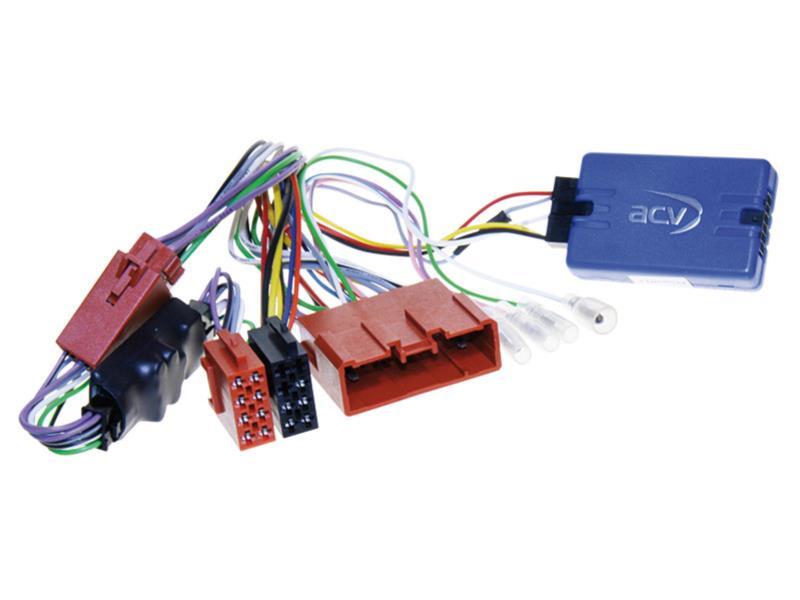 ACV 42-MZ-412 SWC Mazda MX-5 (Soundsystem) > Zenec