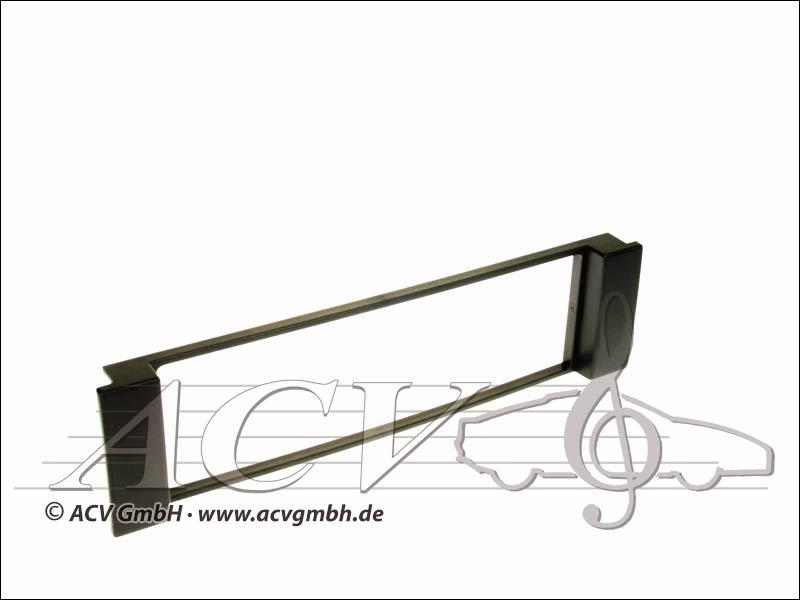 1-DIN Radioblende Audi A3 8L / A6 4B Seat Leon 00->/ Toledo 99->