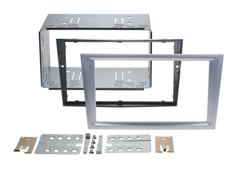 ACV 381230-26-3 2-DIN RB Opel Combo / Corsa / Meriva / Tigra cromo opaco
