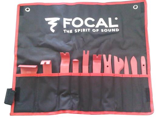 FOCAL PRO-FO15 Werkzeugset  - Set bestehend aus 11 verschiedenen Werkzeugen