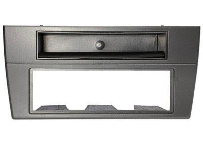 RTA 000.250-0 1 - DIN Telaio di montaggio, ABS 3 pezzi verniciato grigio