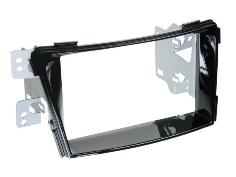 ACV 381143-40-1 2-DIN RB Hyundai i40 2011> piano black / black